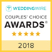 Retrospect Band received Weddingwire's coveted 2017 Couple's Choice award