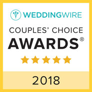 Retrospect Band receives the Wedding Wire Couple's Choice award for 2016