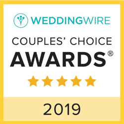Retrospect has been the recipient of Wedding Wire's prestigious Couples' Choice award every year since 2010